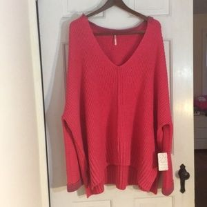 Free People Take Me Over Sweater